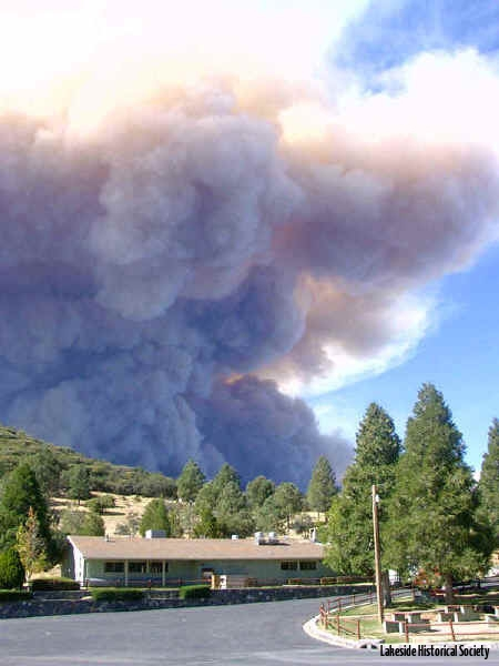 Cedar Fire October 28, 2003