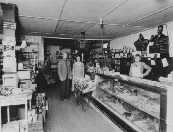 Park Market c. 1931