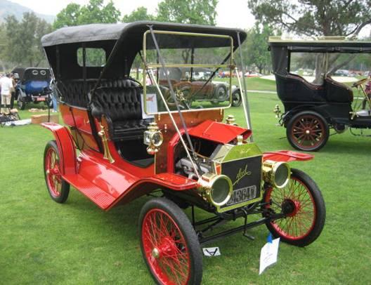 1909 Ford Model R