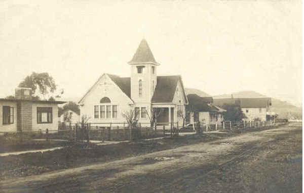 Maine St, Lakeside, CA 1910