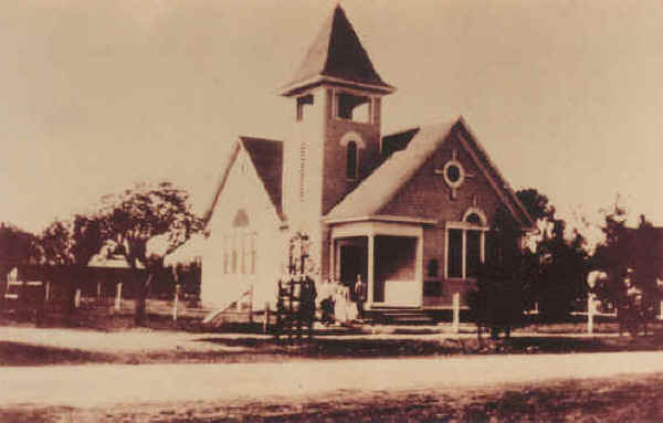 Olde Community Church, Lakeside, CA