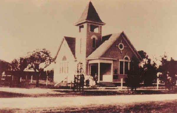Olde Community Church, Lakeside, CA