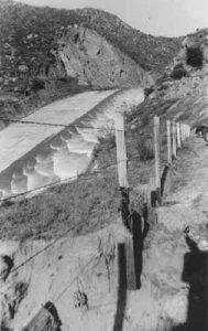 March 13, 1941 El Capitan Dam