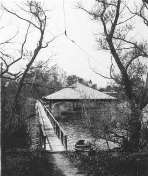 Boathouse c.1907