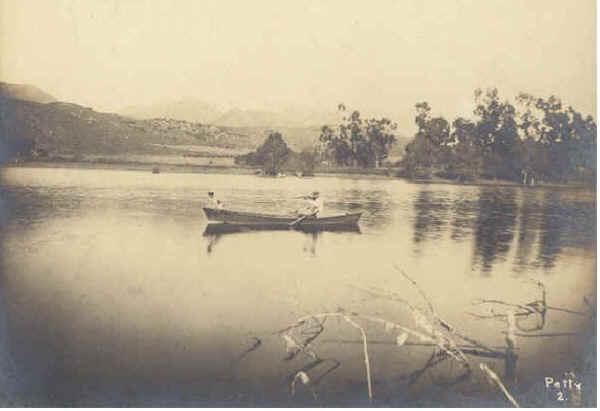 Lindo Lake. c.1909.