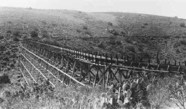 Quail Canyon Trestle