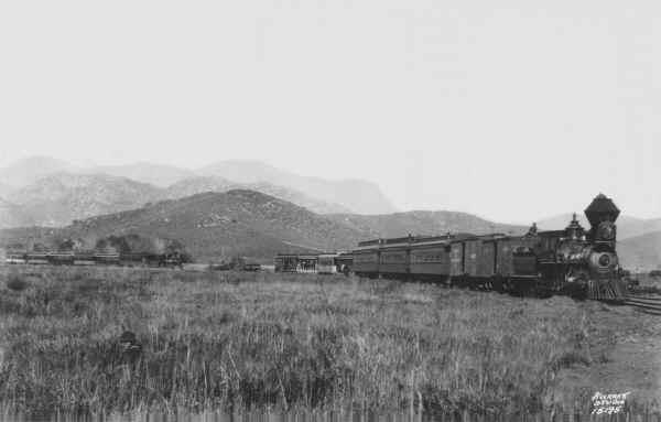 Eastern Railroad 1889