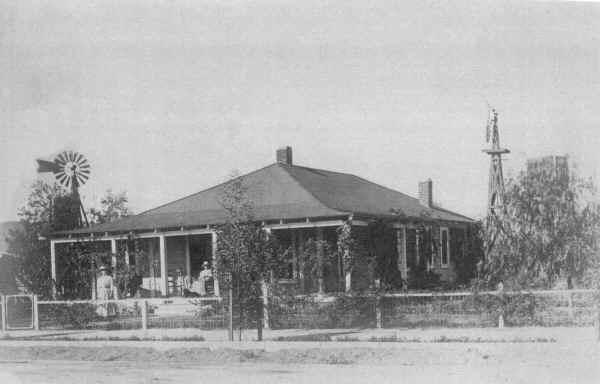 Ross House c.1909