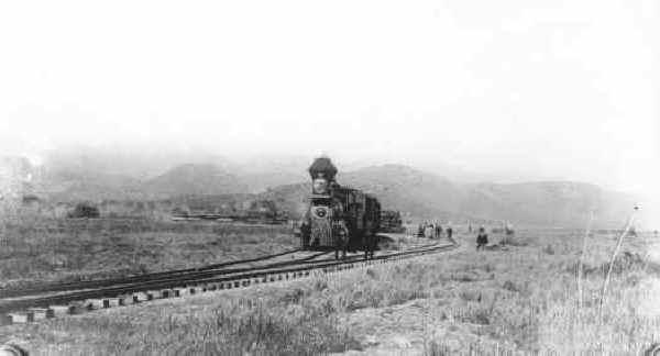 Train c. 1889