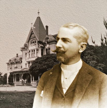 John H. Gay and the Lakeside Inn