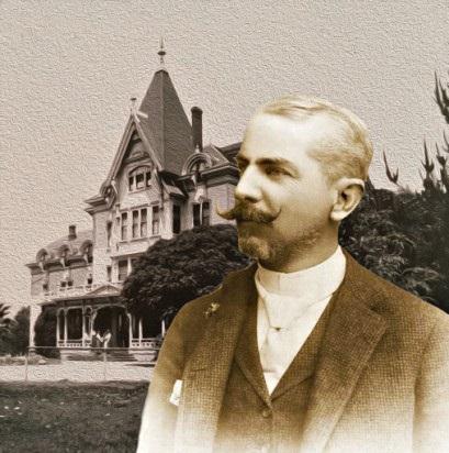 John H. Gay and the Lakeside Inn