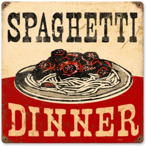 LHS Annual Spaghetti Dinner Fundraiser